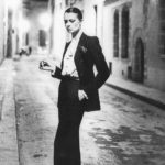 Le Smoking: The First Tuxedo for Women
