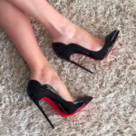 Why Are Louboutin Soles Red?