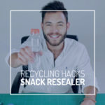 Snack Resealer Recycling Hack by Our Resident AFAM, Juan.