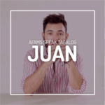 It's Tagalog Time With Juan