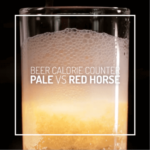 Beer Calorie Counter: San Miguel Pale Pilsen Vs. Red Horse Beer