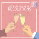 Easy New Year's Resolutions For Lazy People