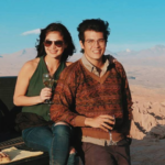 Erwan & Anne are giving us Relationship and travel goals