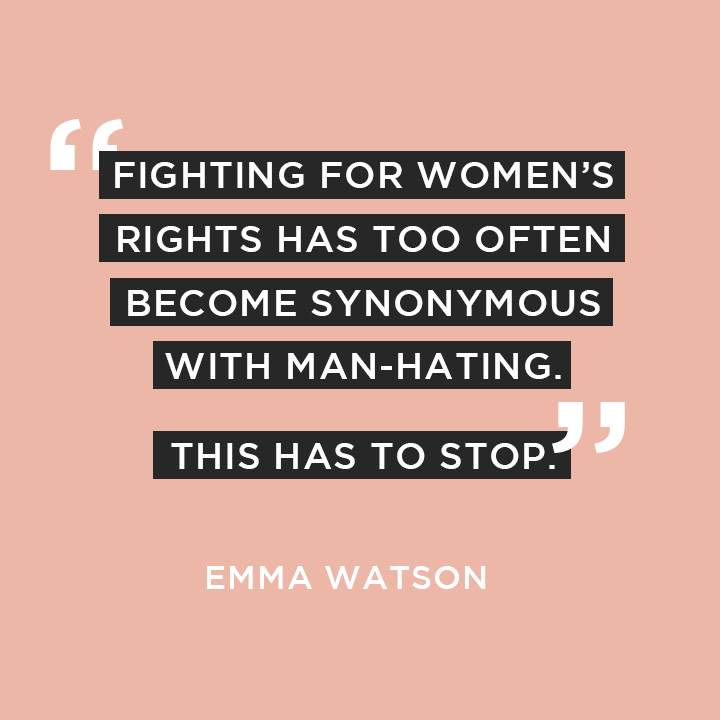 Girls Speak Up 5 Inspiring Quotes About Feminism That Will Empower