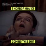 5 Horror Movies Coming This 2017