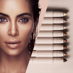 Kim K Just Released Her 1st Makeup Collection