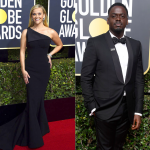 #WhyWeWearBlack Is Taking Over Golden Globes 2018