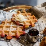 Nine Places You Have to Visit on National Waffle Day